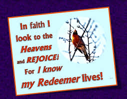 Free Christian Quotes With Pictures Best of In Faith I Look To The Heavens My Redeemer Lives Free Christian