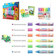 paint pens hobby lobby window paint markers fluorescent puffy markers drawing glass window paint pen art