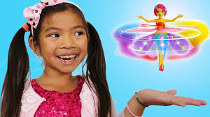 Disney Princess Fairy Lights Emma Pretend Play W Flying Flutterbye Fairy Deluxe Light Up Doll Girl Toy