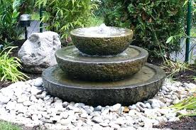 large outdoor water fountains ideas diy feature fountain wall