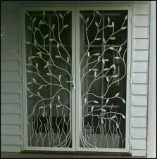 Security Door Designs
