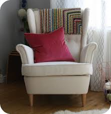 image of strandmon wing chair models