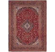 10 x 13 kashan persian rug