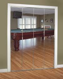 bi fold mirror closet door. Bi Fold Mirror Closet Door. \\ Door R D
