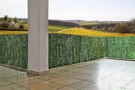 Te Garten Balkon Sichtschutz Terrasse Windschutz Kunststoff Suerre