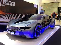 bmw i8 mission impossible. bmw i8 concept car side view bmw mission impossible