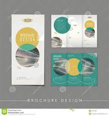 Modern Brochure Design Modern Abstract Trifold Brochure Template Design Stock Vector 10