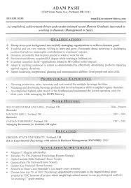 How To Do A Good Resume Examples Enchanting A Good Example Of Resume Examples Resumes That Get Jobs