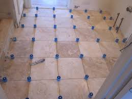 Amazing How To Install Travertine Tile With Proleveling System