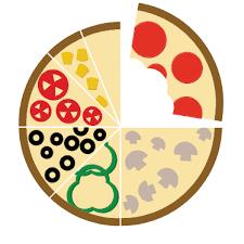 Pizza Pie Charts Playground From Zurb