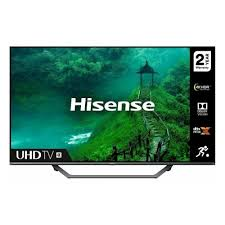 <b>Телевизор Hisense 43AE7400F</b>, черный — купить в интернет ...