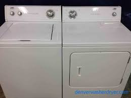 estate washer and dryer.  And Estate WasherDryer By Whirlpool Super Capacity With Washer And Dryer L