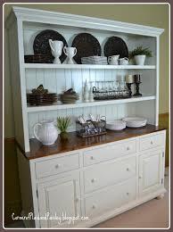 Kitchen Furniture Hutch White Kitchen Hutch Meltedlovesus