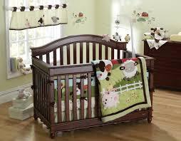 baby barnyard nursery trend lab barnyard fisher farm friends crib bedding ideas