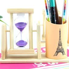 cute office desk. Cute Office Supplies Desk Decor Wooden Pen Creative Fashion Stationery Box Wood And