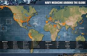 navy medicine facilities and commands