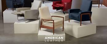 the comfort recliner by american leather combines stylish design an array of customization options and the ultimate lounging experience