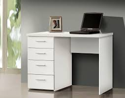 White desk with drawers on both sides Ikea Linnmon Image Of Small Desk With Drawers White The Decoras Jchansdesigns Small Desk With Drawers To Help Organize Small Space The Decoras