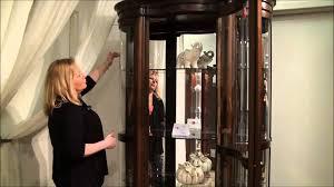 Corner Kitchen Curio Cabinet Harley Curio Cabinet By Pulaski Furniture Home Gallery Stores