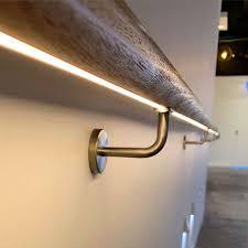 Led Handrail Lights Led Tasmanian Oak Handrail Tecled Led Flat Flex Led