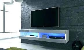 tv shelf under floating cabinet ideas stand mount s units riser best tv shelf interior wall