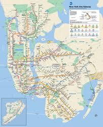 mtainfo  mta subway map
