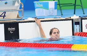 Canada's best para swimmer goes for another gold. Rivard Canadian Paralympic Committee