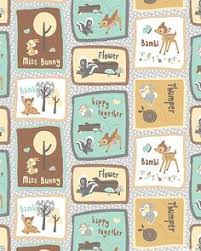 Pin by Auntie Chris Quilt Fabric on fabric therapy | Pinterest & Bambi and Friends Patch Quilting Fabric - Grey Adamdwight.com