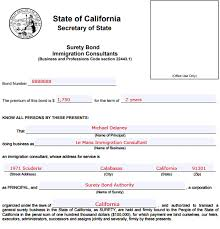 surety bond form surety bond form anatomy explained surety bond authority
