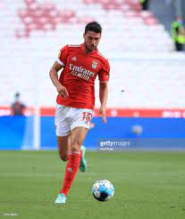 Roman Yaremchuk of SL Benfica in action during the Liga Bwin match... Foto  di attualità - Getty Images