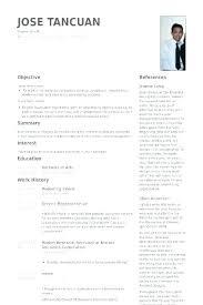 Resume For Internship No Experience Sample Student Resume For Internship Format No Experience