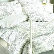 splendid design inspiration green toile bedding sets queen bedspread duvet set waverly