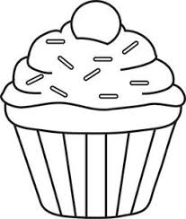 birthday cupcake clip art black and white. Wonderful Black Birthday Cupcakes For Birthday Bulletin ClipArt  Sprinkles Single For Cupcake Clip Art Black And White H