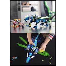 Đồ chơi lắp ráp Lari 11488 Ninjago Rồng máy xanh Jay Xếp Mô Hình  Minifigures Ninja season phần 12 Nya Unagami chính hãng 355,000đ