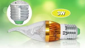 3w high power led chandelier candle light bulb type mydeal lk best deals in sri lanka