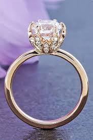 picture of wedding rings best 25 wedding rings rose gold ideas on