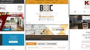 Website Comparison Rta Cabinet Store The Rta Store Kitchen
