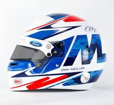 Brett King Design Helmet Dirkmuellerracing S 2019 Contender Bkd Art Design