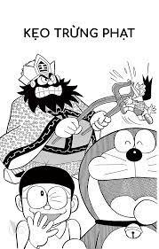 Tập 22 - Chương 4: Kẹo trừng phạt - Doremon - Nobita