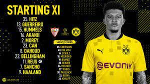 Transfer talk is live with the latest. Borussia Dortmund On Twitter Bvb Starting Xi Vs Sevilla