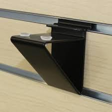 mini glass slatwall bracket
