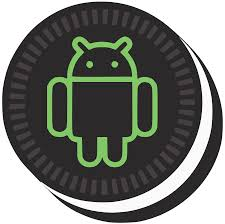 File:Android Oreo 8.1 logo.svg - Wikimedia Commons