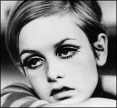 the most iconic look from the 60s is twiggy the british model seen below