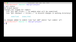 Version Control with Git : Lesson 4 : Add Commits To A Repo | BlackPaper