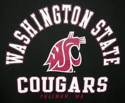 washington state cougars t shirt wsu