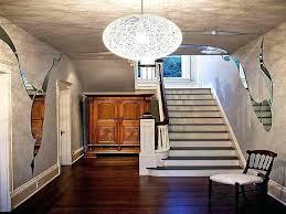 entryway chandelier