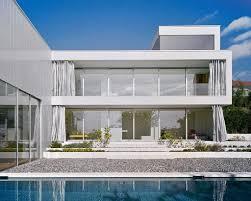 Rock Modern Garden Landscape Of Minimalist Modern Dream House