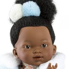 <b>Кукла Валерия африканка</b> 28 см. от <b>Llorens</b> Juan, S.L., L 28025 ...
