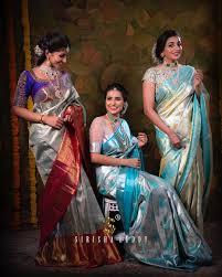 Designer Kanjeevaram Sarees Latest Pastel Kanjeevaram Wedding Saree Designs For 2019