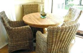 rattan dining table rattan dining table base round top 6 rattan dining table rattan outdoor dining
